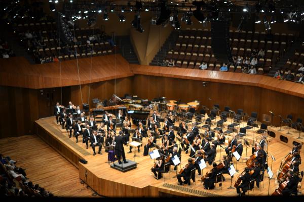 orquesta filarmonica unam ok
