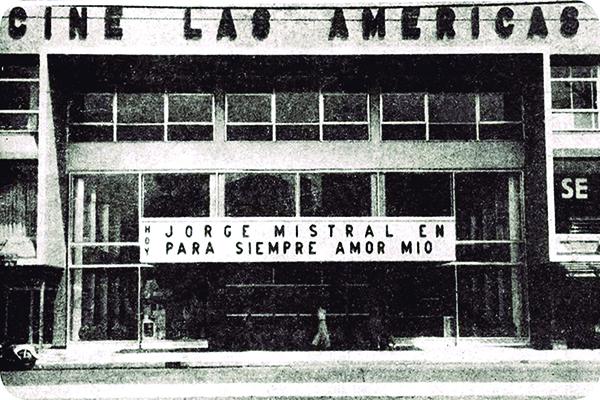 FOTO DOS MÁSPORMÁS CINE LAS AMÉRICAS