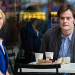 """NEW YORK, NY - JULY 16:  Amy Schumer and Bill Hader are seen filming """"Trainwreck"""" in East Village on July 16, 2014 in New York City.  (Photo by Alessio Botticelli/GC Images)"""