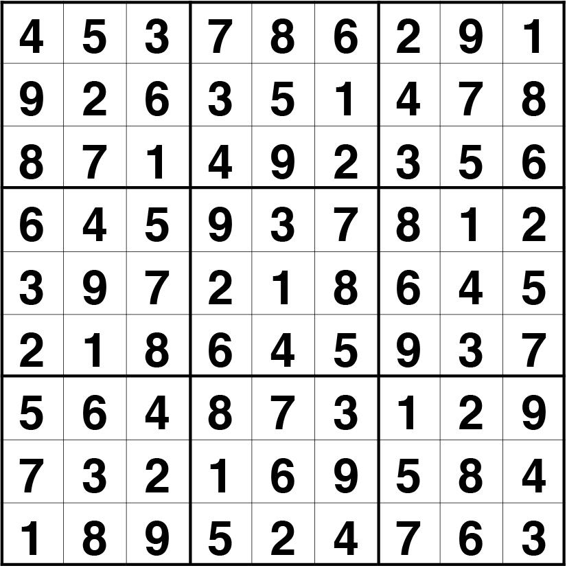 sudoku difícil 12 oct