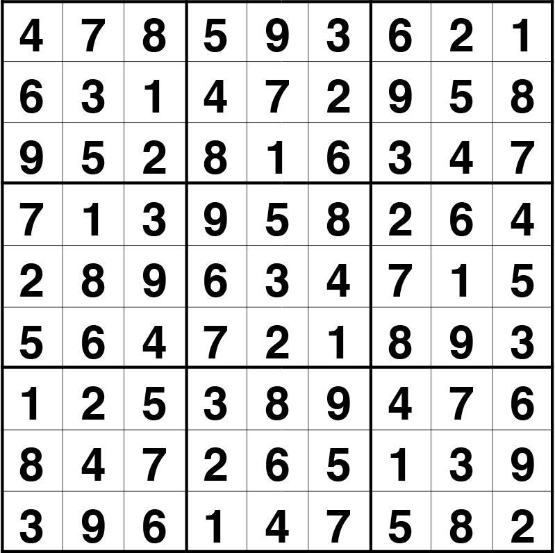 sudoku difícil 13 oct