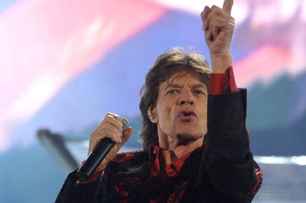 MEXICO, D.F. 26FEBRERO2006.- Los Rolling Stones se presentaron ante miles de sus fans en el Foro Sol. FOTO: Frenado Aceves/OCESA/CUARTOSCURO.COM