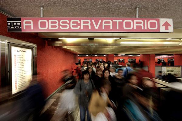 Metro-Observatorio