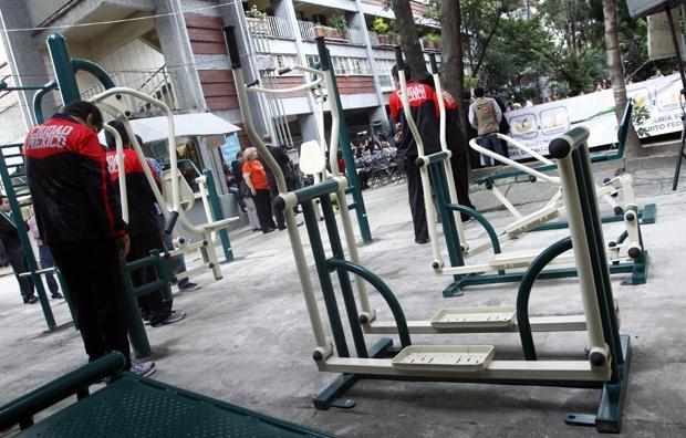 el df tendr 300 nuevos gimnasios gratuitos m sporm s