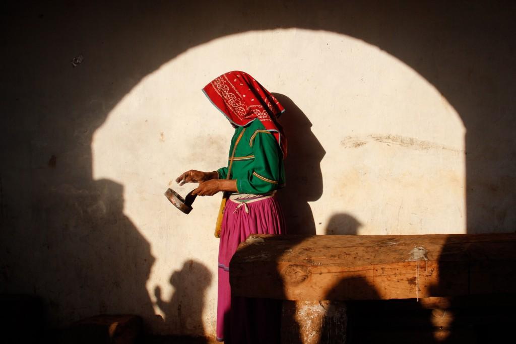 Mujer Wirrarika