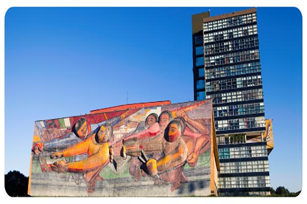 5 Murales De Siqueiros Que Puedes Encontrar En La Cdmx Maspormas