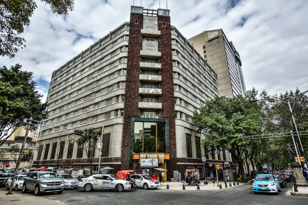 9 hoteles hist ricos de la cdmx m sporm s
