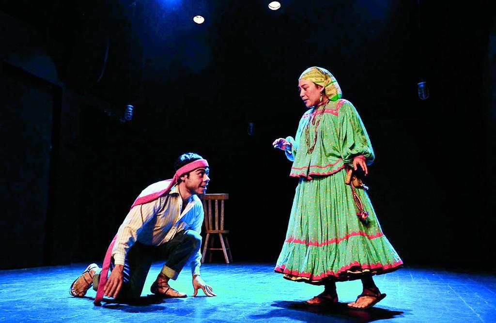 Jacinto y Nicolasa