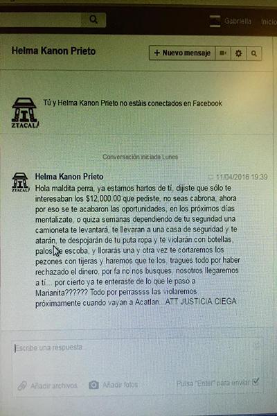 Amenaza-FES-Acatlán