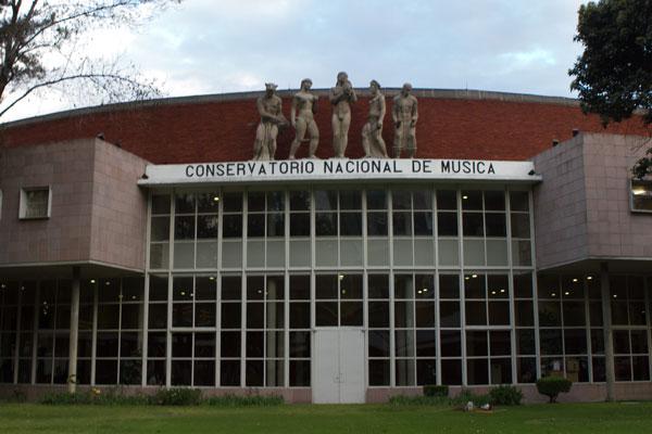 El conservatorio nacional de m sica est de fiesta por sus for Conservatorio de musica