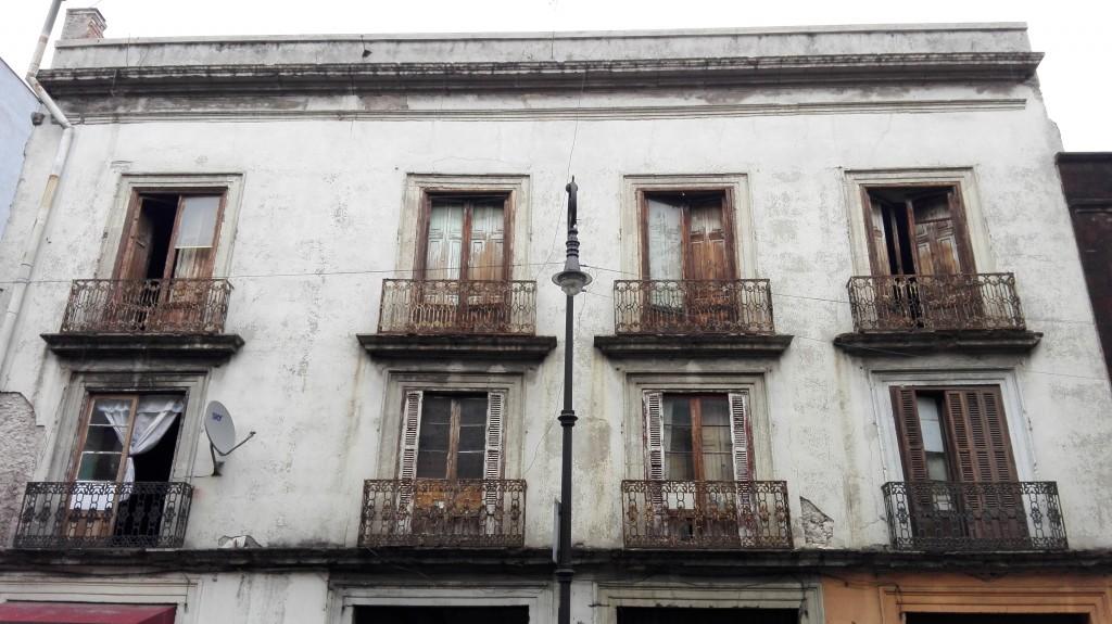 Donceles, Centro Histórico