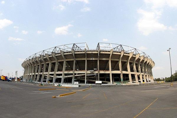 Video 7 momentos memorables en el estadio azteca m sporm s for Puerta 1 estadio azteca