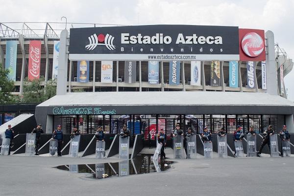 Estadio_Azteca_policias_SSPDF-2