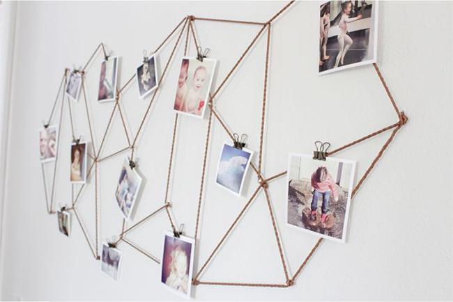 4 formas de decorar tu casa con fotos m sporm s for Formas de decorar una casa