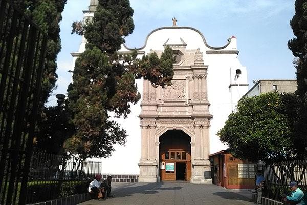 Iglesia de Tacuba