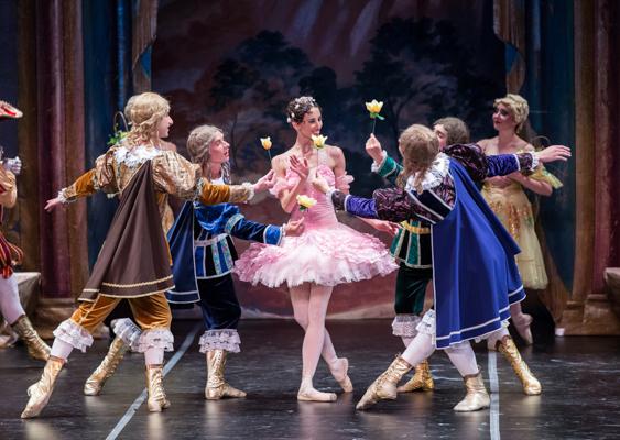 LA BELLA DURMIENTE ballet12