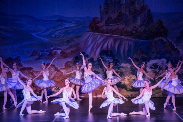 LA BELLA DURMIENTE ballet19