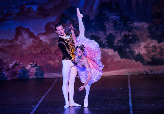 LA BELLA DURMIENTE ballet20