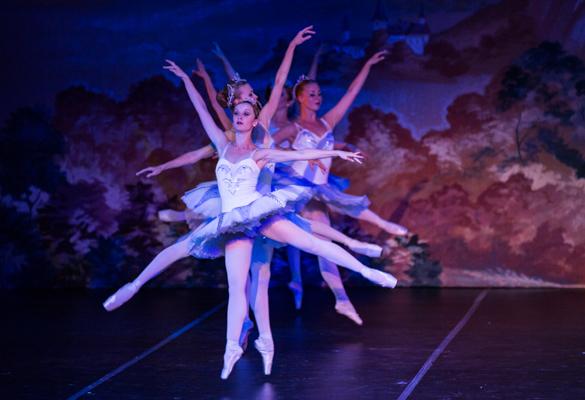 LA BELLA DURMIENTE ballet3