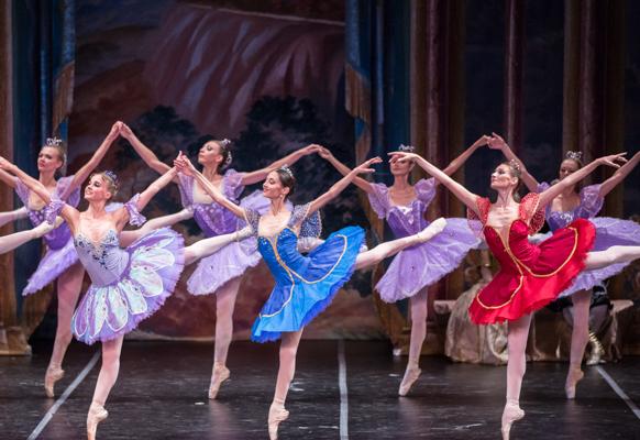 LA BELLA DURMIENTE ballet4