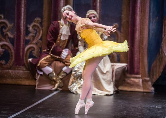 LA BELLA DURMIENTE ballet5