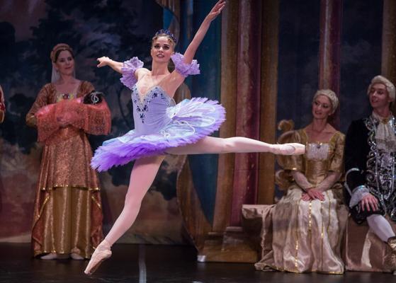LA BELLA DURMIENTE ballet6