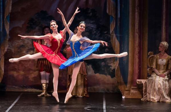 LA BELLA DURMIENTE ballet7