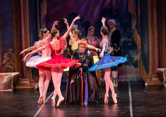 LA BELLA DURMIENTE ballet8