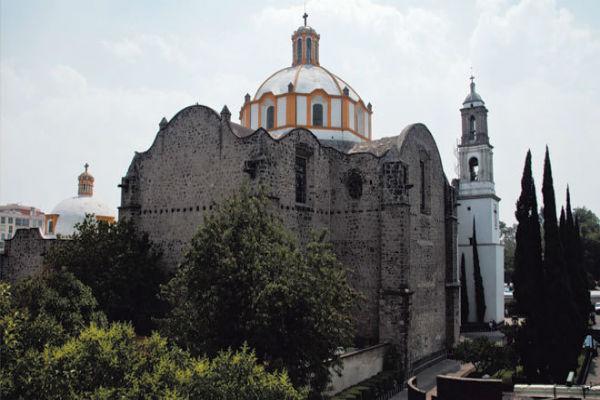 Tacuba Iglesia