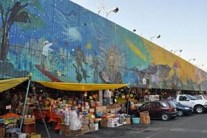 mercado de jamaica por fuera