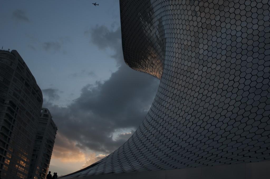 MÉXICO, D.F., 02JUNIO2014.- Vista del Museo Soumaya de la Plaza Carso. FOTO: IVÁN STEPHENS /CUARTOSCURO.COM