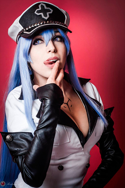 Esdeath-cosplay