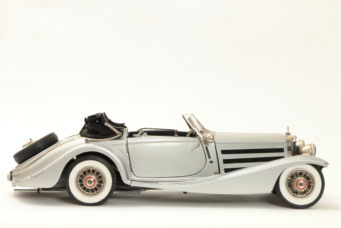Mercedes Benz 540K Roadster, 1936