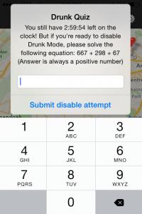 drunk mode 1