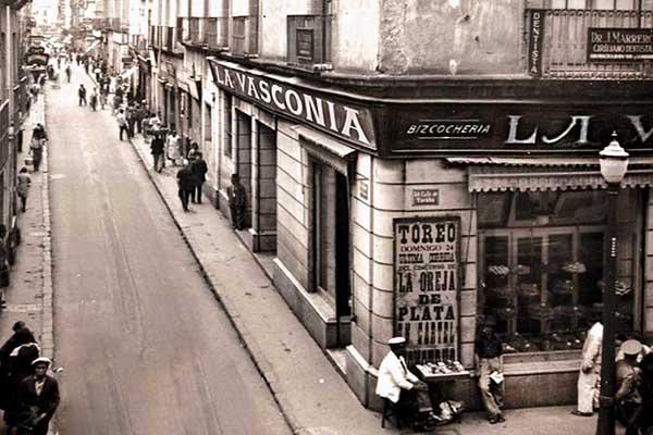 La Vasconia antigua