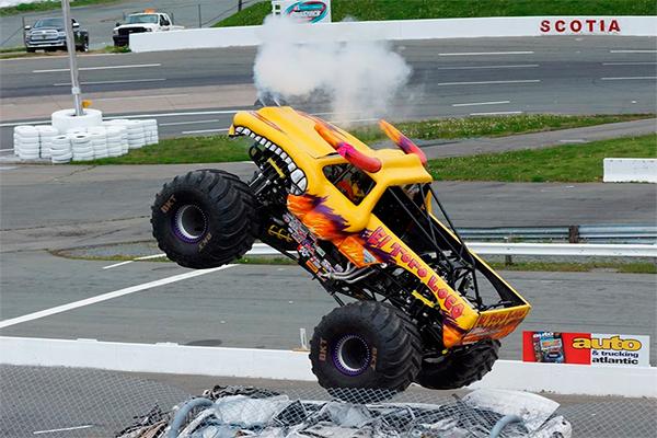 Los Monster Trucks Llegan A La Cdmx Maspormas