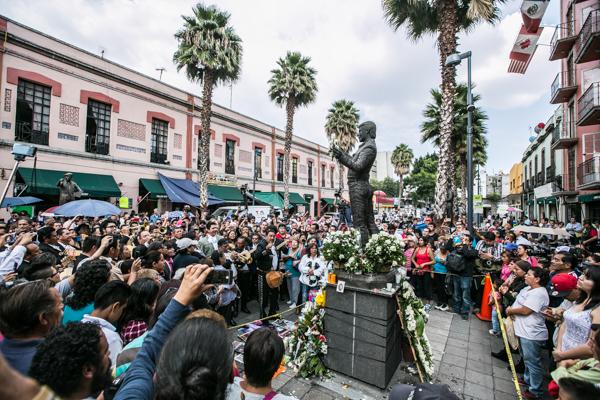 Homenaje Juan Gabriel 4