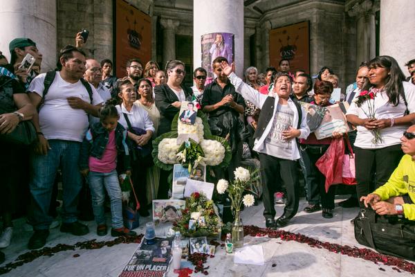 Homenaje Juan Gabriel 6