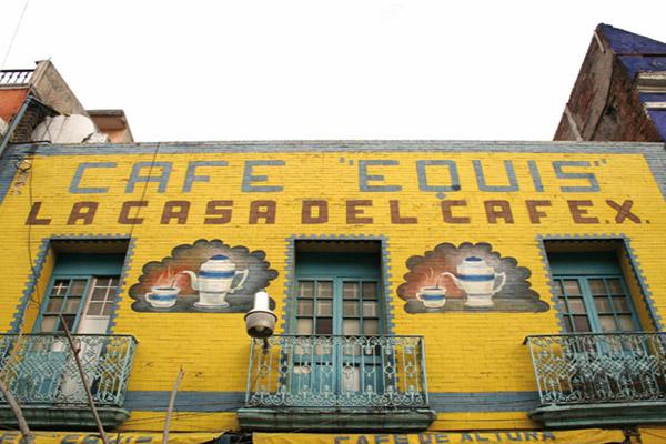 Caf equis el m s antiguo del centro hist rico m sporm s for Cafe el jardin centro historico