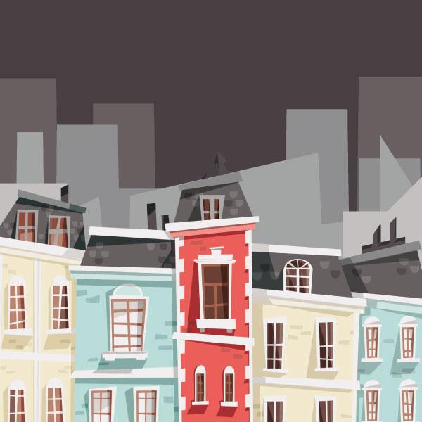 Cooperativas de vivienda se instauran en la ciudad. Arte por Michel Laris