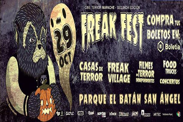 freak-fest