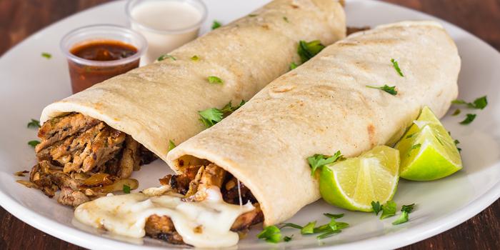Tacos árabes. La comida poblana es una de las cosas que los poblanos amamos y odiamos a la vez