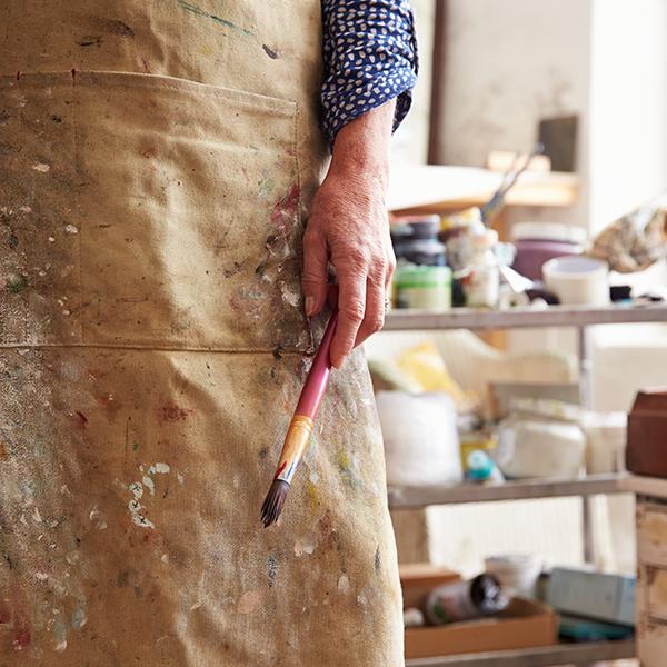 La Escuela al aire Libre de Tepito da clases gratuitas de pintura