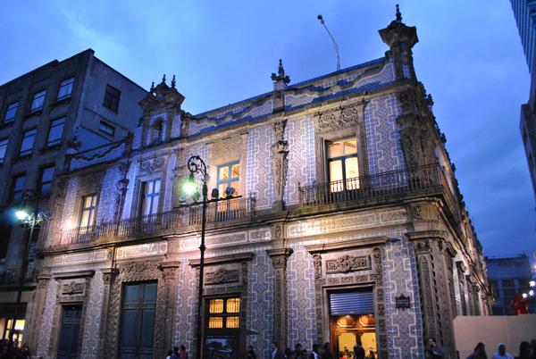 La casa de los azulejos barroco novohispano m sporm s for Sanborns orizaba