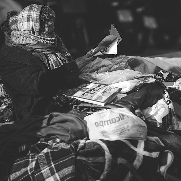 Tres mil personas viven en situación de calle en la CDMX y este mes enfrentarán ocho frentes fríos
