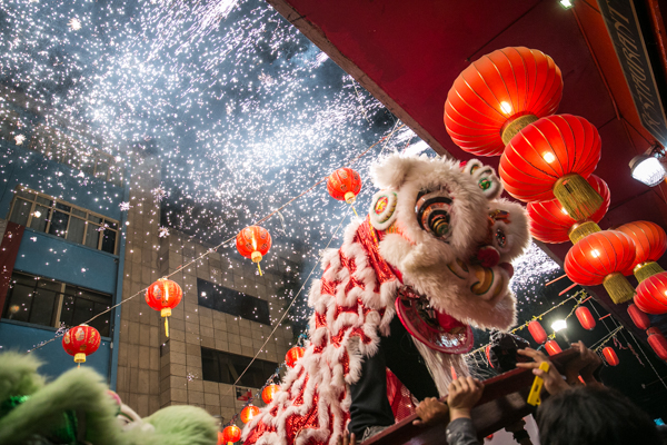 Año Nuevo Chino 2017 18
