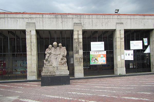 Centro Escolar Revolución