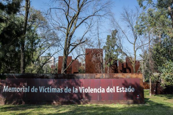 Memorial de Víctimas de la violencia del Estado 2