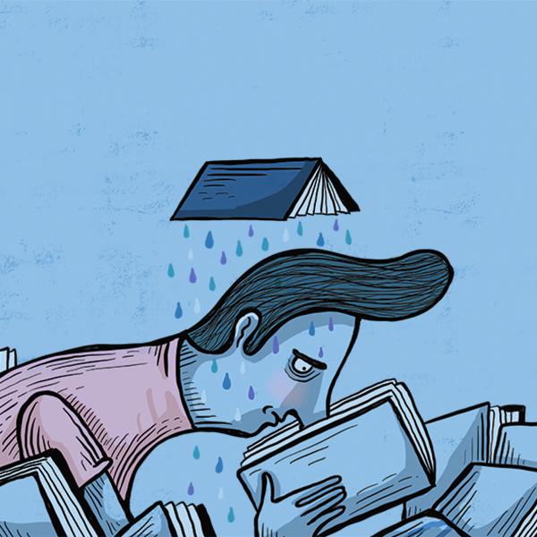 Química, Medicina, Derecho e ingenierías entre las carreras universitarias con más estrés. Arte, Alberto Montt