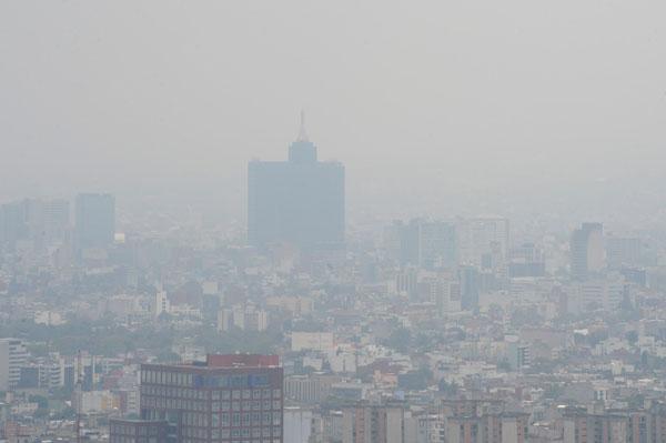 """En zonas de mayor contaminación """"fumamos"""" un equivalente a 40 cigarros"""